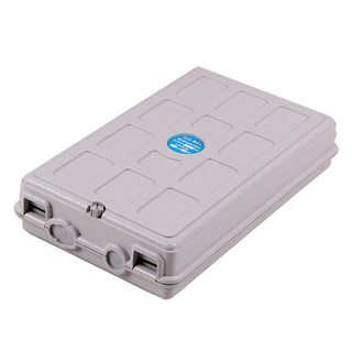 GP-08 FTTH Fiber Optic Terminal Box